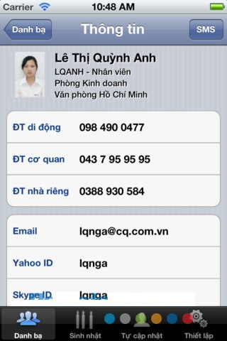 giao-dien-nguoi-dung-misa-hrm-mobile-iphone